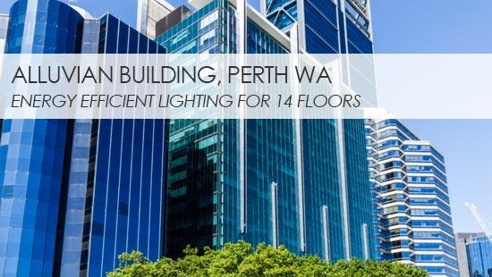 Alluvian Building, Perth WA