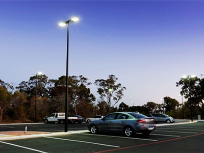 LED Car Park Lighting