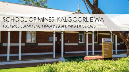 School of Mines Kalgoorlie